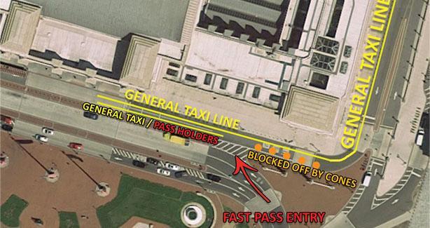Image of Union Station Fast Pass Program