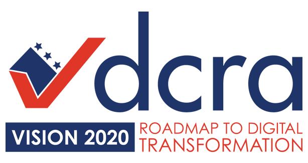 DCRA's Vision 2020 Website